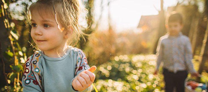 Lav påskepynt med dine egne fotos 🐣- 8 sjove ideer til påske!