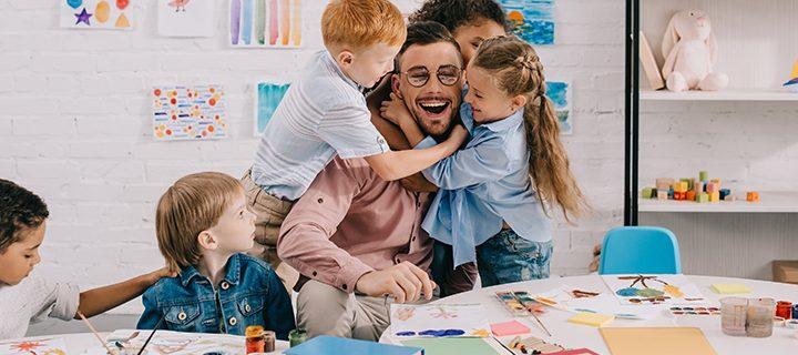 5 tip – gave til børnehavepædagogen og læreren!