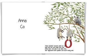 Kinderbuch personalisiert mit Namen
