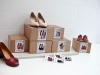 Ideen zur Schuhaufbewahrung mit Fotos