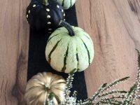 Kürbis Deko-Ideen für den Herbst und Halloween