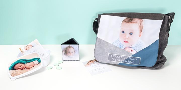 Baby-Shower-Fotoprodukte