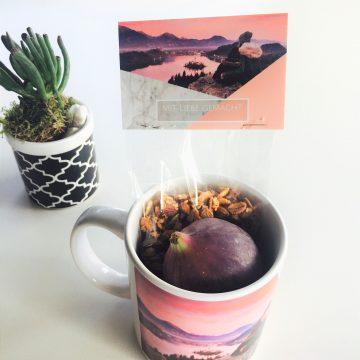 Geschenk-Tasse mit Foto