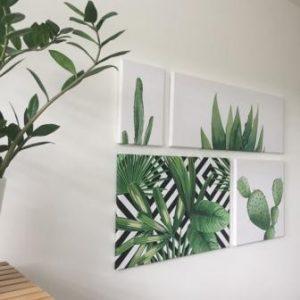 Fotowand Galerie