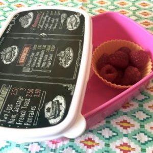 Lunchbox personalisiert mit Text