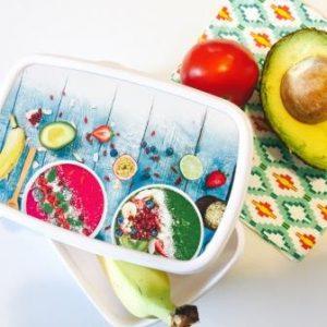 Lunchbox personalisiert mit Bild