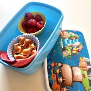 Lunchbox mit Piratenbild