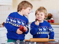 Weihnachtszeit ist die Zeit für Familie und Freunde: halten Sie Ihre schönsten Erinnerungen in einem Foto fest!