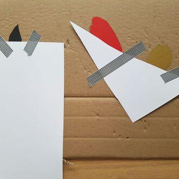 geschenkverpackung-DIY-feder-sprühfarbe-smartphoto