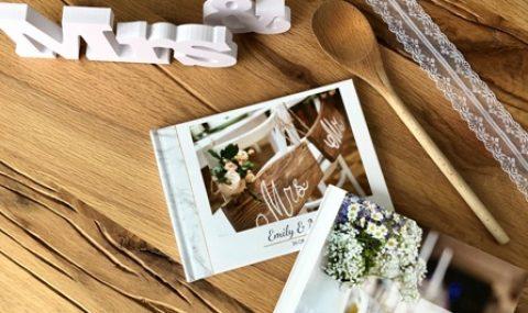 Ideen für ein Hochzeits-Gästebuch