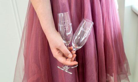 Gib Deinen Gläsern den letzten Schliff – mit Deiner persönlichen Gravur