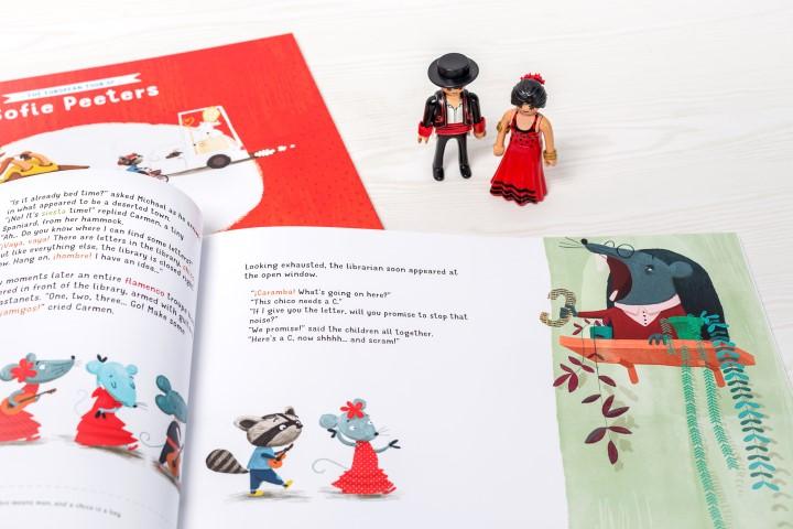 Personalisiertes Kinderbuch MyNameBook Europa