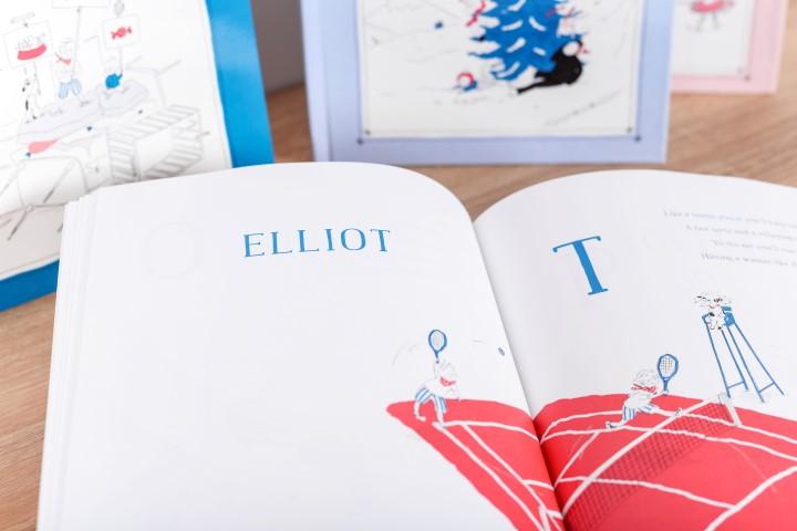 Personalisiertes Kinderbuch MyNameBook Talente
