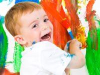Van Gogh, Picasso & Monet Junior – Aufbewahrungsideen für Kinderzeichnungen