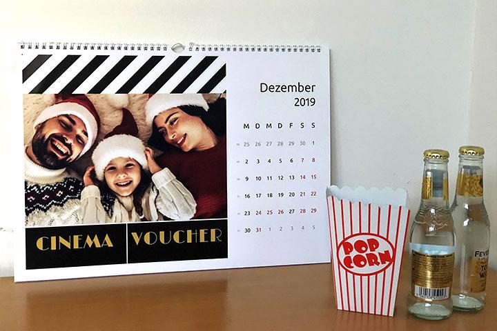 Verwöhn-Kalender