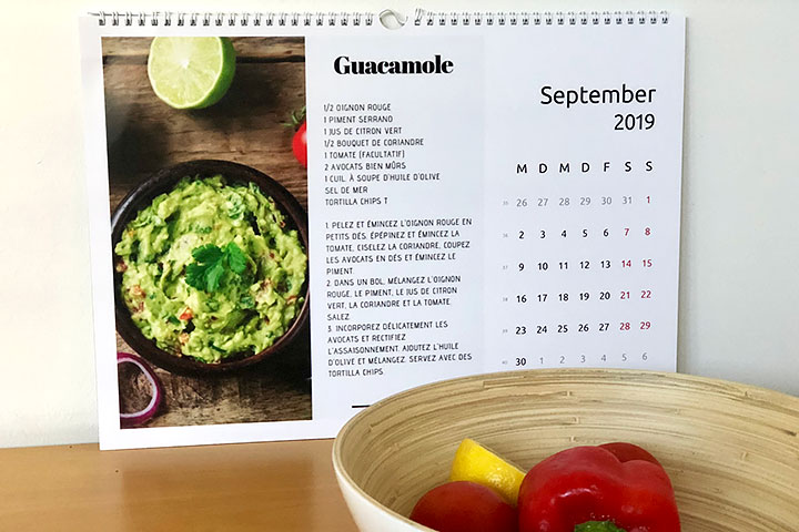 Feinschmecker-Kalender