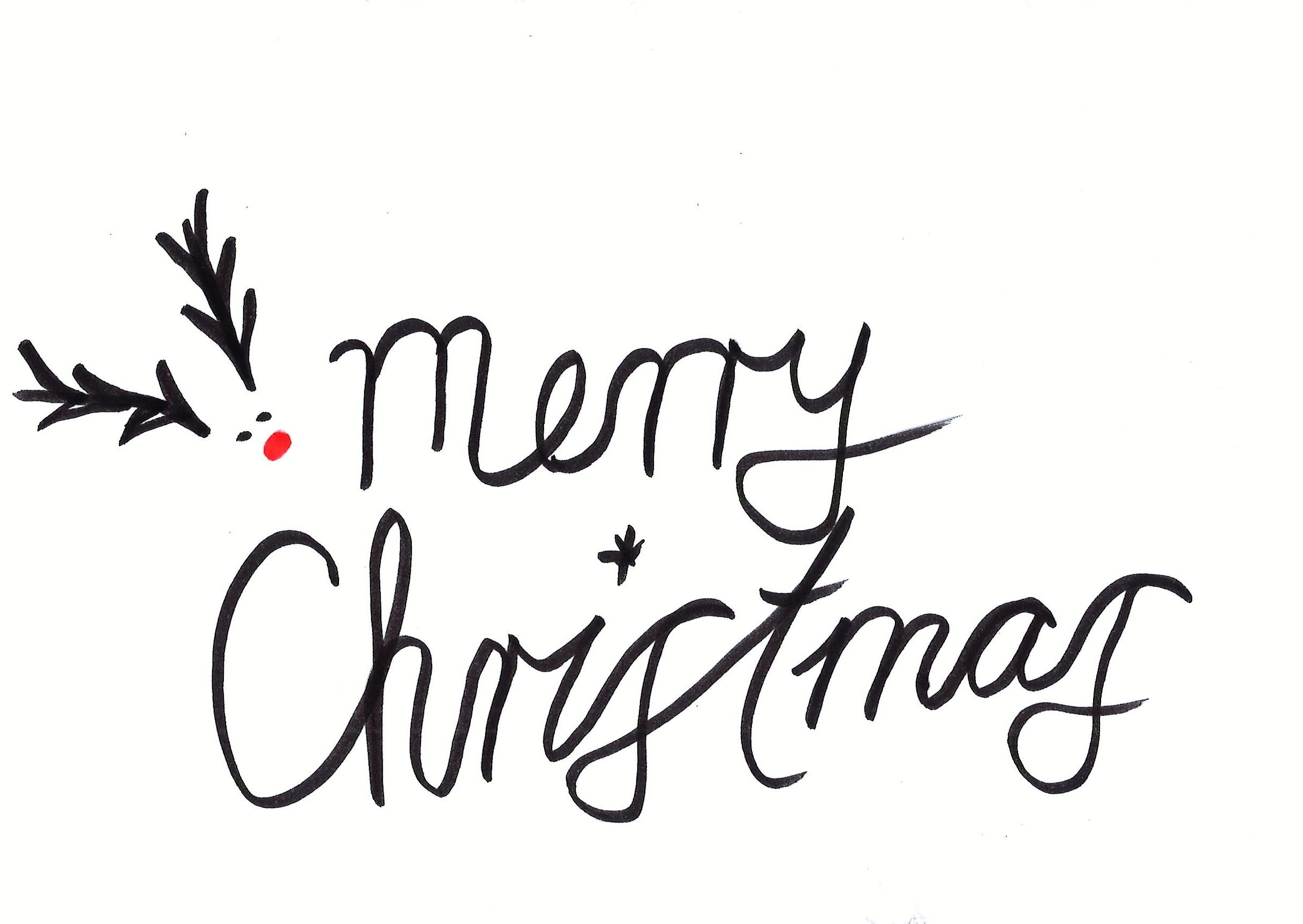Schriftzug Frohe Weihnachten Zum Ausdrucken.Weihnachtskarten Selbstgemacht Und Vervielfältigt Geschenkideen