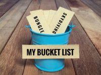 Wie Deine Bucket List und Deine Vorsätze Dein Jahr strukturieren können