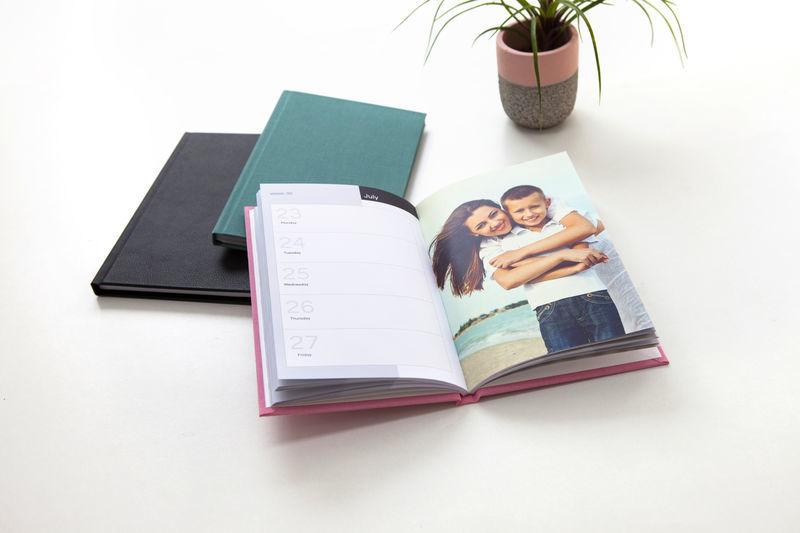 Foto-Agenda Deluxe personalisierbar