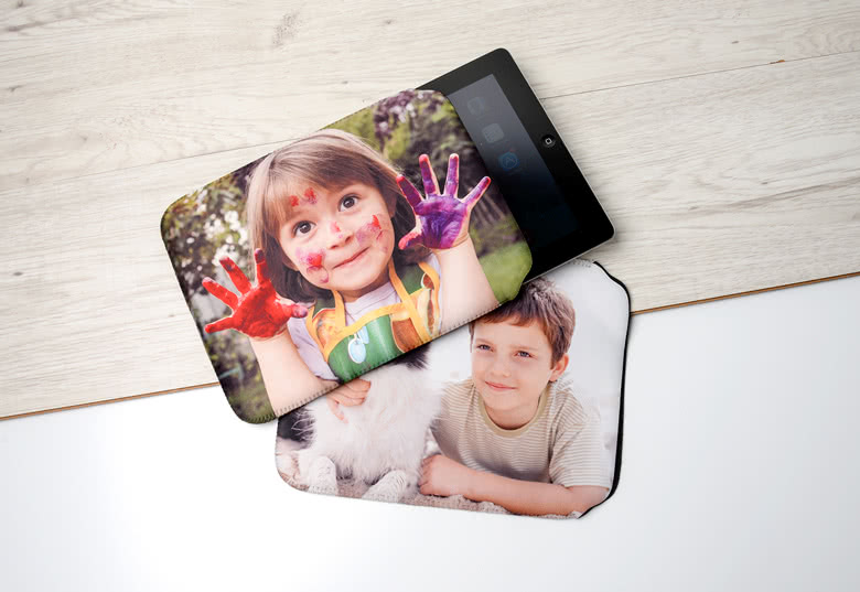 iPad schutzhülle personalisierbar