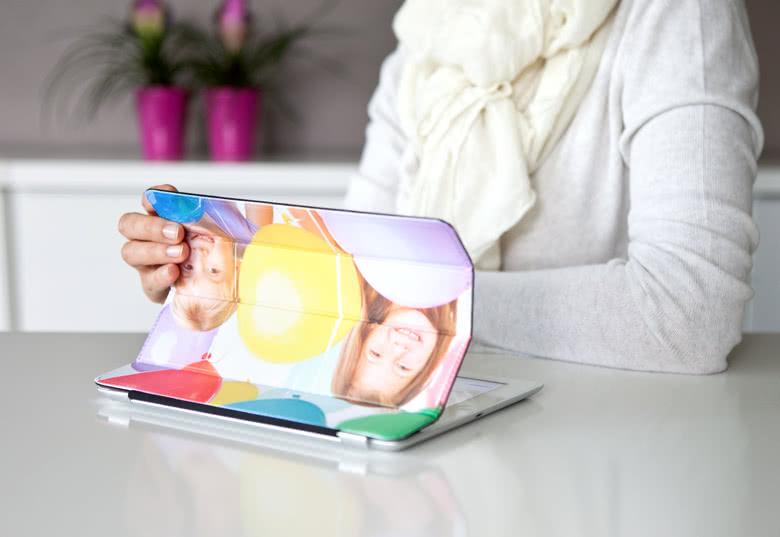 iPad Smartcover personalisierbar