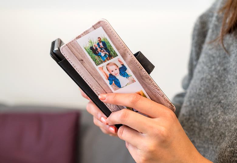 Samsung Smartphone-Etui personalisierbar