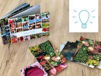 Tipps & Tricks – Collection 52 / 100: Deine Fotos in kurzer Zeit als Buch