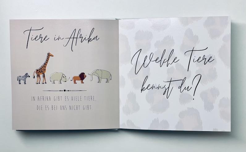 Personalisiertes Lernbilderbuch
