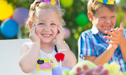 8 idées déco épatantes pour un anniversaire d'enfant