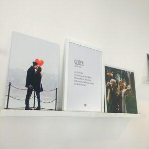 Posters photos et texte