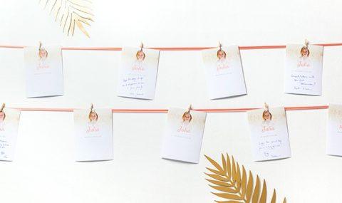 Les petites notes souvenirs: la nouvelle tendance des fêtes (2ème partie)