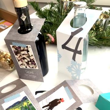Colliers de bouteille personnalisés