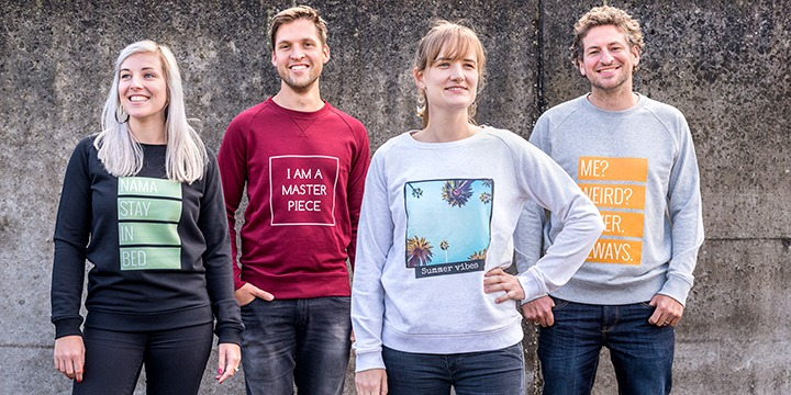 Personalisierte Sweatshirts