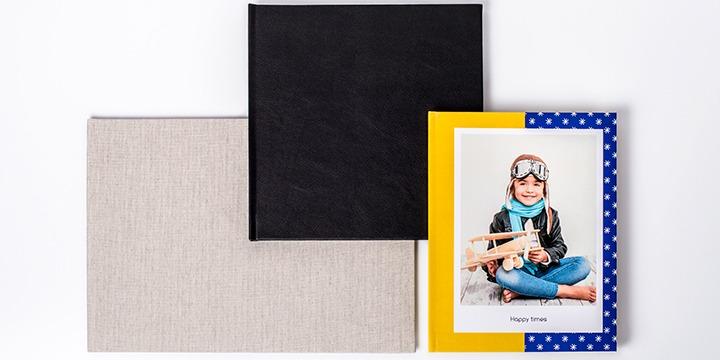 Différents types de couverture des livres photo