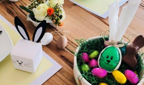 Idées déco et recettes pour le brunch de Pâques – partie 1