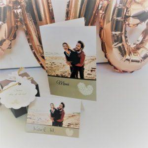 mariage-déco de table-décoration de table-boîte-autocollant-sticker-étiquette cadeau-dentelle-marque place-carte de table-carte de menu-smartphoto