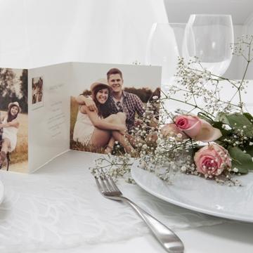 mariage-déco de table-menu-smartphoto