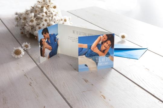 mariage - invitation - faire-part - smartphoto