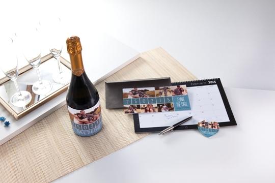 mariage-save the date-étiquette bouteille-étiquette-smartphoto