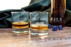 fête des pères-whisky-verre-gravé-papa-smartphoto