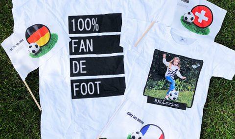 Idées déco pour la Coupe du Monde de football
