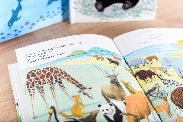 MyNameBook Animaux