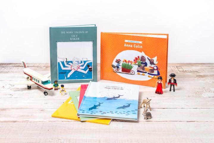 Livres pour enfant MyNameBook