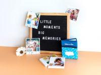 Prints in a box: rassemble tes photos dans une jolie boîte