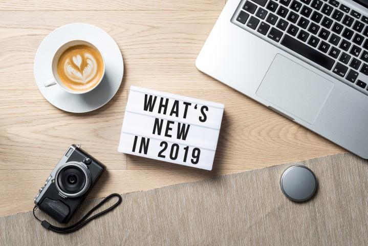 Projets pour la nouvelle année