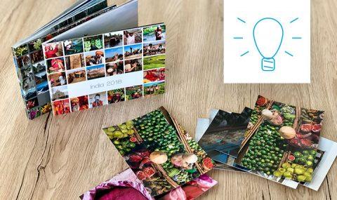 Collection 52 / 100: ton album photo créé en un clin d'œil