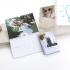 Crée un calendrier ou un agenda photo personnalisé avec tes événements!