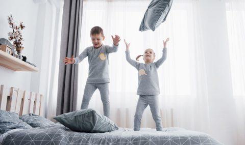 Travailler à la maison avec les enfants: trucs et astuces