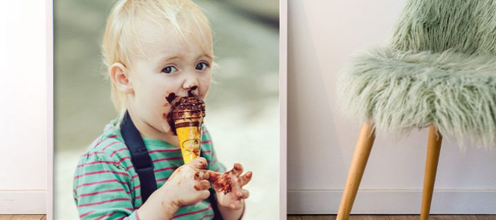Lovely sunbathing pictures, sandy feet and sticky ice cream cones