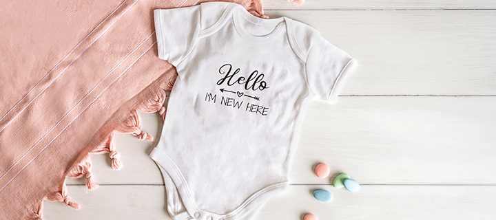 Gifts for new-borns – 7 adorable and personal gifts for babies and parents!